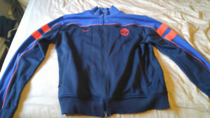 Manchester United Warm Up Jacket