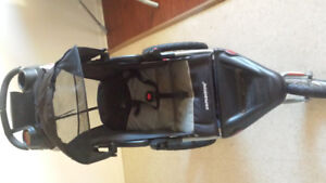 Baby Trend Expedition Jogging Stroller Single