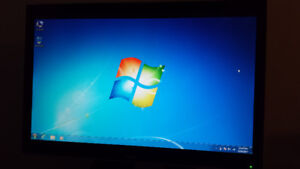 "Used 22"" Dell LCD  Computer Monitor for Sale"