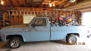 1973 GMC Sierra 1500 Pickup Truck