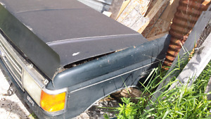 1990 ford f250 southern front clip