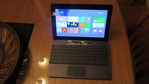 Tablette Asus avec clavier détachable Gatineau Ottawa / Gatineau Area image 1