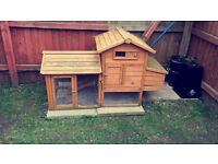 Chicken pen/ rabbit hutch