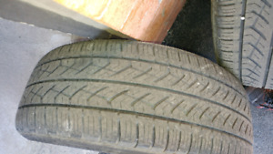 225/55 17 summer tires Toyo
