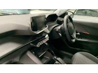 2020 Peugeot E-2008 50kWh Active Auto 5dr SUV Electric Automatic