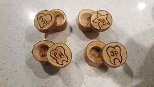 Custom Wood Ring, Jewellry, Earring, Watch, Tooth Fairy Boxes Strathcona County Edmonton Area image 3