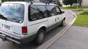 Dodge Voyager Gatineau Ottawa / Gatineau Area image 2
