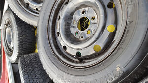 Winter tires for sale Cambridge Kitchener Area image 1