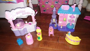 Shopkins play sets