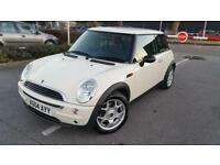 Mini 1.6 ( Salt ) cooper ONE not fiat,nissan,citroen,toyota,honda,renault,bmw
