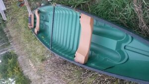 Pelican 16 ft flat back boat
