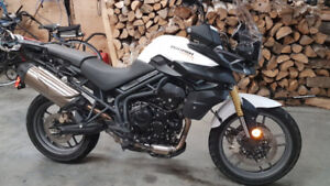Triumph Tiger 800 abs 2013