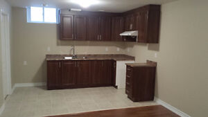 1 bedroom basement on Steeles and mississauga rd.