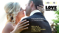 Wedding video&photo. Awarded. Packages: $550, $1199...
