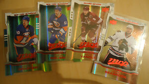 MVP 14/15 colors and contours hockey cards lots (4) Gatineau Ottawa / Gatineau Area image 1