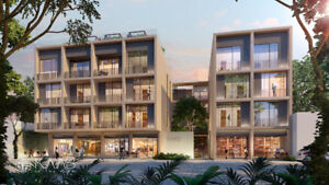Condos in Presale in Playa del carmen