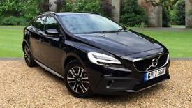 2017 Volvo V40 D4 (190) Cross Country Nav Plu Automatic Diesel Hatchback