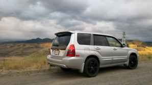2002 Subaru forester XT  JDM   SUPER LOW KMS!!!