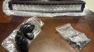 """20"""" Curved Combo LED Lightbar + Switch"""