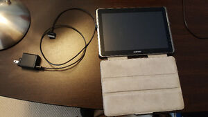 Selling my samsung tablet,never use it.Looks brand new.Comes wit