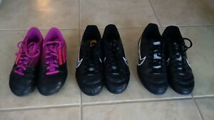 Soccer shoes - Nike and Adidas