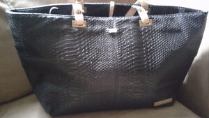 Marc Jacobs Inspired Black Tote in great condition