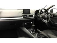 2016 Mazda 3 Mazda Hatchback Sport Petrol blue Manual