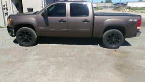 2008 GMC Sierra 4x4 for sale