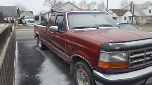 Reduced!!! 1995 Ford F-150 SuperCrew Pickup Truck