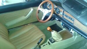 Immaculate1980 Fiat 124 spider
