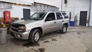 02 chevy trailblazer LS