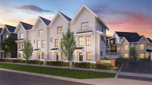 Brand New 3 bedroom townhouse for rent in Cloverdale