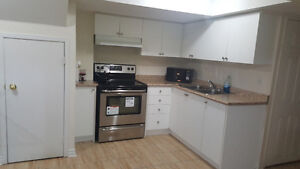 Spacious 2 bedroom basement apartment for rent in Maple/Vaughan