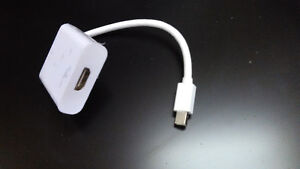 new Mini Display Port Male to HDMI Female adapter