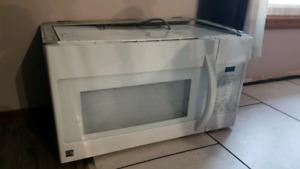 Kenmore Microwave (Above Range Microwave)