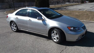 2005 Acura RL ELITE NO ACCIDENTS - NAVIGATION - LEATHER - LOADED
