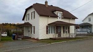 Maison à étage à St-Narcisse-de-Rimouski
