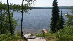 Cottage for rent: Kaminiskey Lake (Blackfish Bay Road)