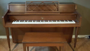 Piano - Upright, Bell brand