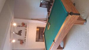 pool table Kitchener / Waterloo Kitchener Area image 1