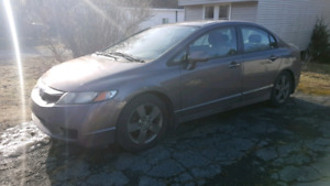 2010 Honda Civic 4dr Sport with Winter & Summer Tires!