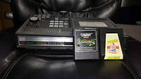 Colecovision with 2 games