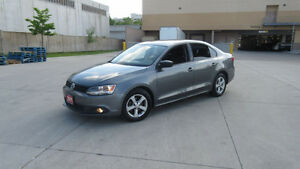 2011 Volkswagen Jetta, 4 Door, No Accident, 3/Ywarranty availab