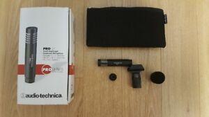 Audio Technica Pro-37 Condenser Mic