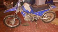 2001 pw 80 $600 obo or trade for???