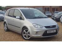 Ford C-MAX 1.6TDCi 90 2007 Zetec - DIESEL - PX - SWAP - DELIVERY