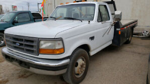 1996 Ford F-350 XL * Diesel * DRW * 11ft deck * Tow package *