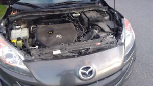 Mazda 3 2010 sport gx hatchback
