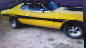 Selling my 1974 Dodge charger