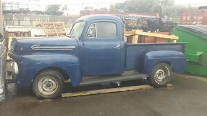 FORD 1/2 TON PROJECT TRUCK